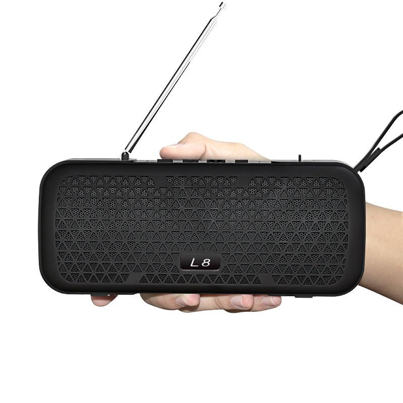 WINJOIN Máy Radio Âm thanh Bluetooth đài FM mini không dây di động