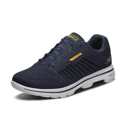 thị trường giày nam  Skechers Đôi giày Skechers SKECHER mẫu giày nam nhẹ một chân lười đi giày thông