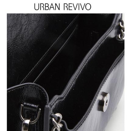 Túi xách nữ thời trang  UR ĐÔ THỊ REVIVO2019 hè mới dành cho nữ thanh niên phụ kiện túi kim loại mes