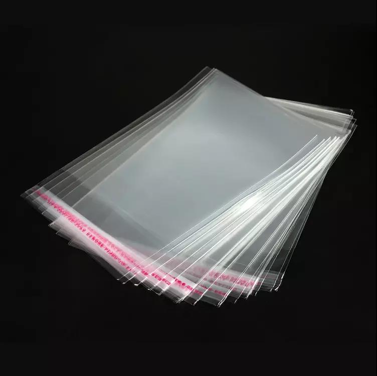 HENGSHENG Túi opp Nhà máy trực tiếp có thể được tùy chỉnh chất lượng ổn định quần áo đa năng bao bì