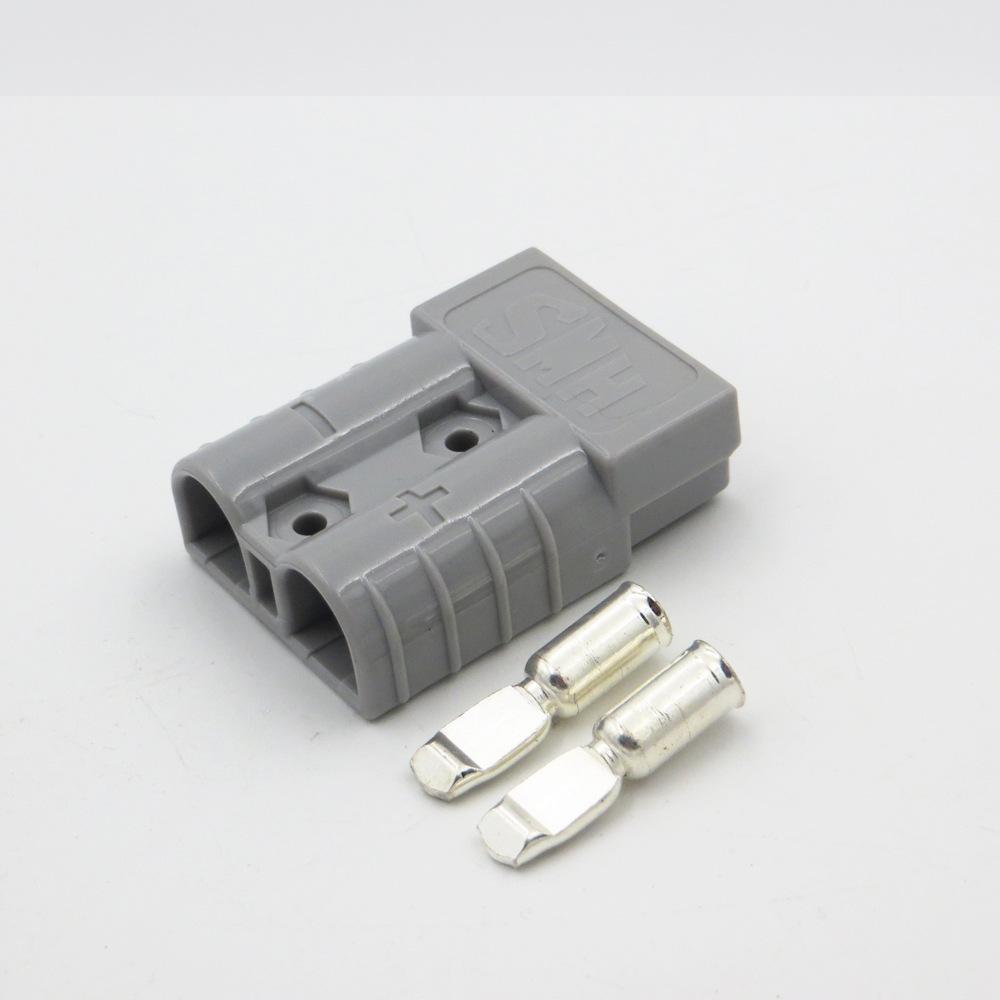 SMH Giắc cắm Anderson cắm phích cắm sạc xe nâng 50A SH50 Đầu nối phích cắm điện cao hiện tại