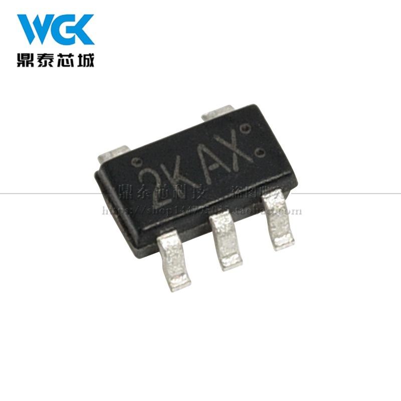 WGK Chip IC / pin lithium sạc pin PJ4054MR chính hãng hoàn toàn mới 5V / 0.5A SOT-23-5