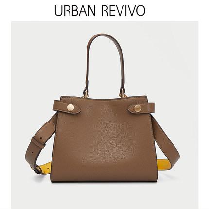 Túi xách nữ thời trang  UR ĐÔ LA REVIVO2019 mùa hè phụ nữ mới phụ kiện túi xách thời trang AE16SB1N2
