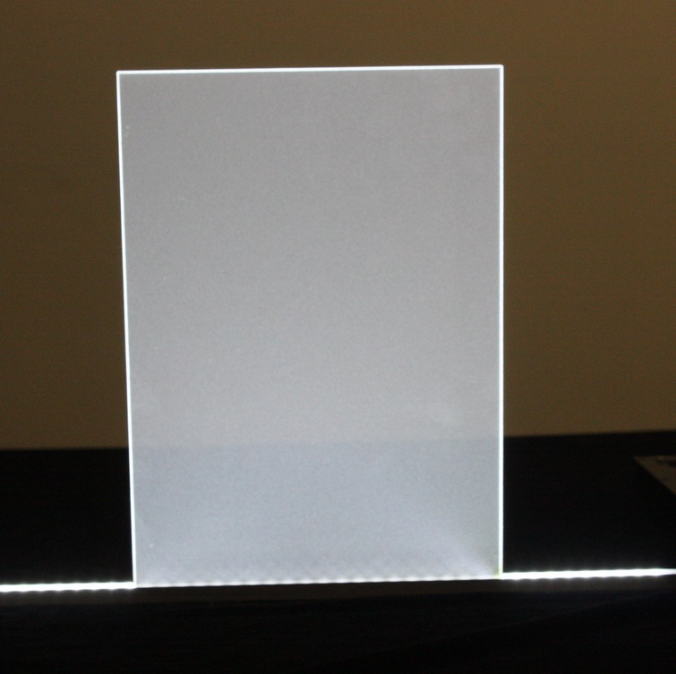 NANOLIGHT Tấm dẫn sáng Hướng dẫn sử dụng ánh sáng nano Thượng Hải Fanghao, chuyên sản xuất các loại
