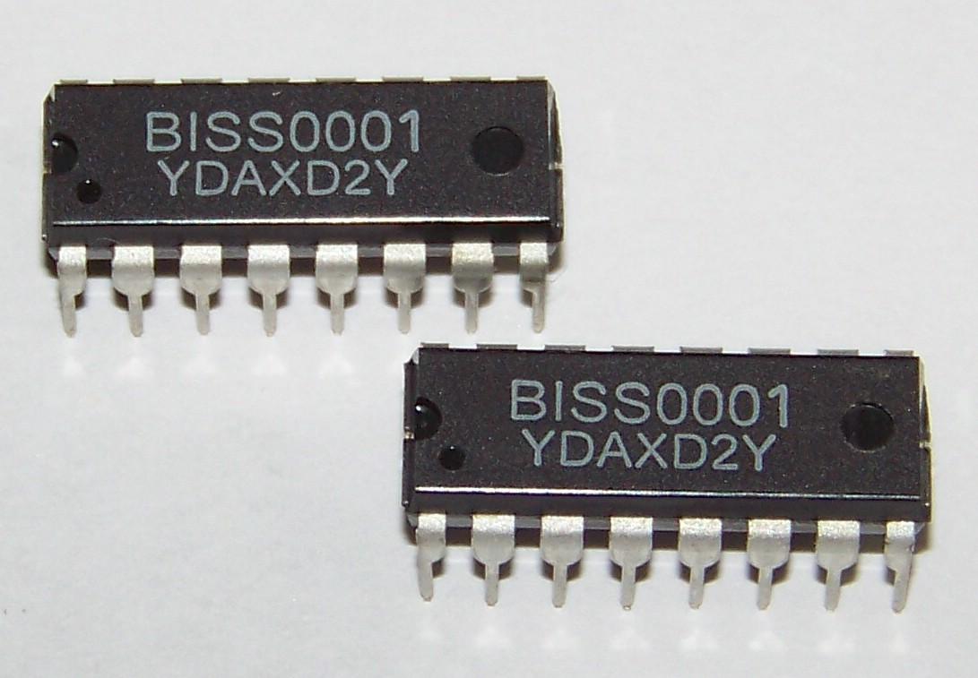 YD IC Mạch tích hợp cảm biến cơ thể người BISS0001 (YD)