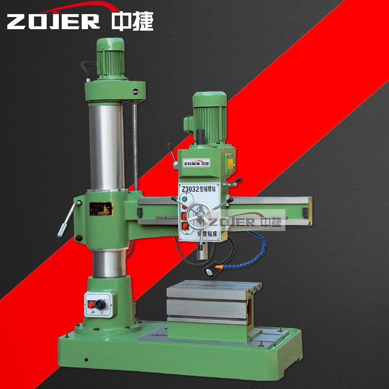 ZOJER Máy khoan hướng tâm cơ học ZQ3032X10
