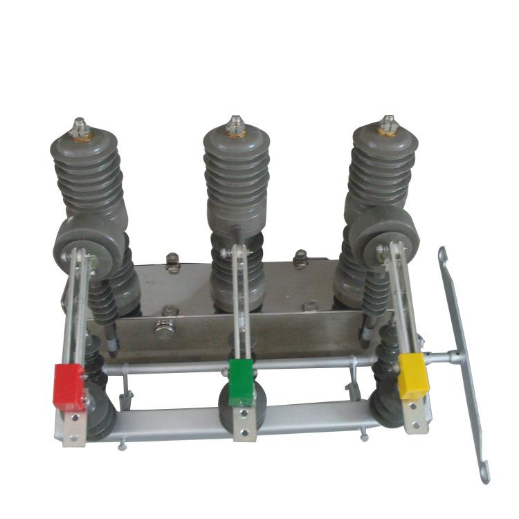 JUKAI Cầu dao điện cao áp ZW32-12G / T loại máy cắt chân không cao áp trong nhà hướng dẫn sử dụng đi