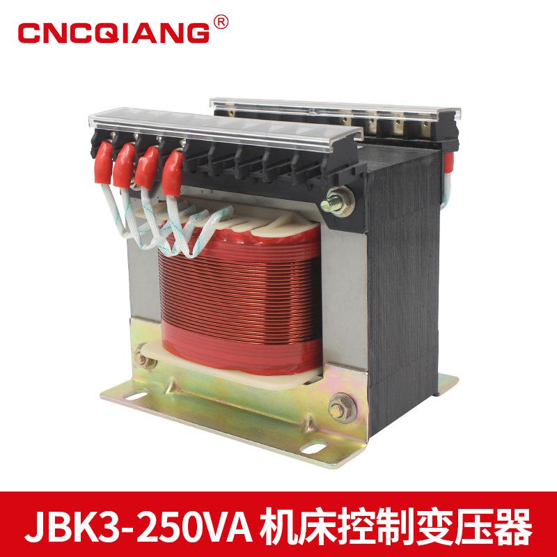 CNCQIANG Bình điều áp JBK3-250VA máy cách ly điều khiển máy biến áp 380/220 đồng