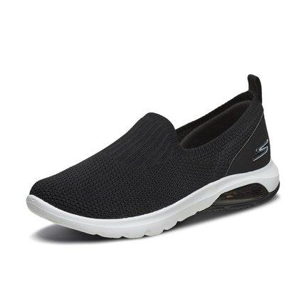 Giày nữ trào lưu Hot  Skechers Giày nữ Skechers đạp nhẹ giày lười đi giày đế mềm lưới giản dị 16099