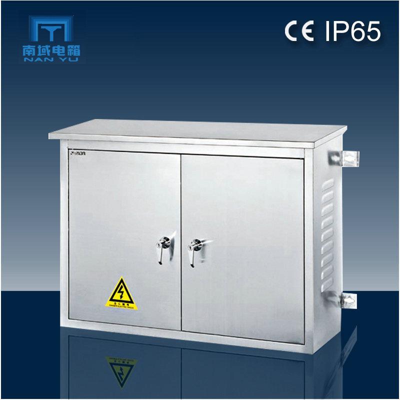 NANYU tủ điện bán dẫn 201 phân phối thép không gỉ hộp phân phối tủ chống thấm nước mưa treo tường ph