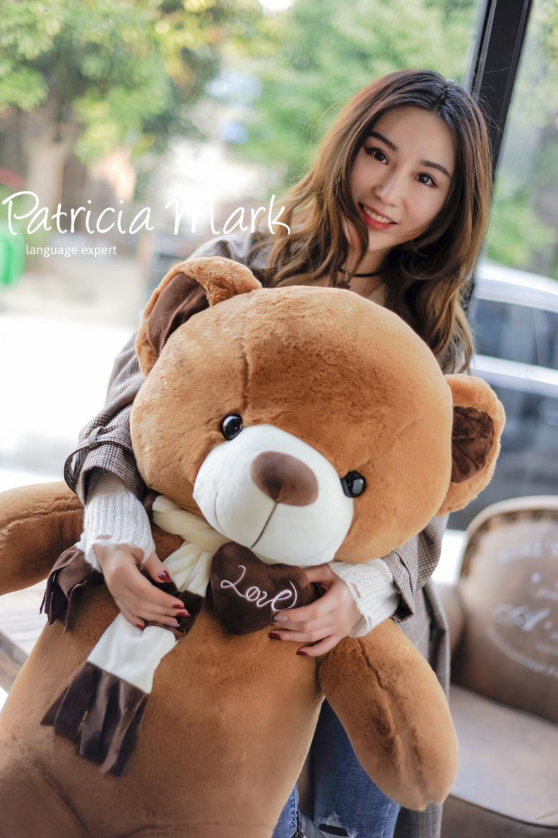 Búp bê vải Mặt nạ gấu bông yêu gấu mẹ Bắt gấu búp bê búp bê búp bê Diêm Vương sinh nhật