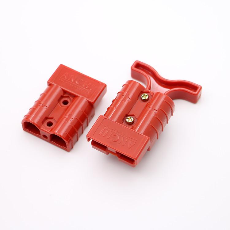 Giắc cắm Anderson 50A phích cắm 50A600V Đầu nối nguồn quang điện Đầu nối nguồn UPS
