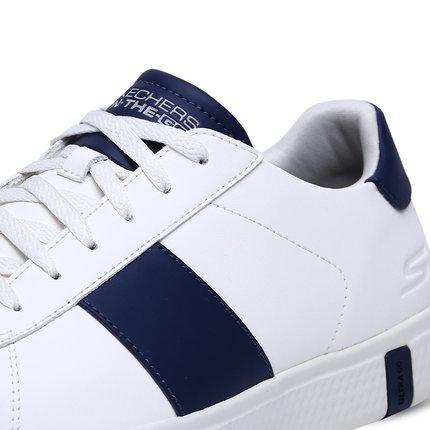 thị trường giày nam Skechers Skechers giày nam mới dây đeo đơn giản giày thời trang thấp để giúp già