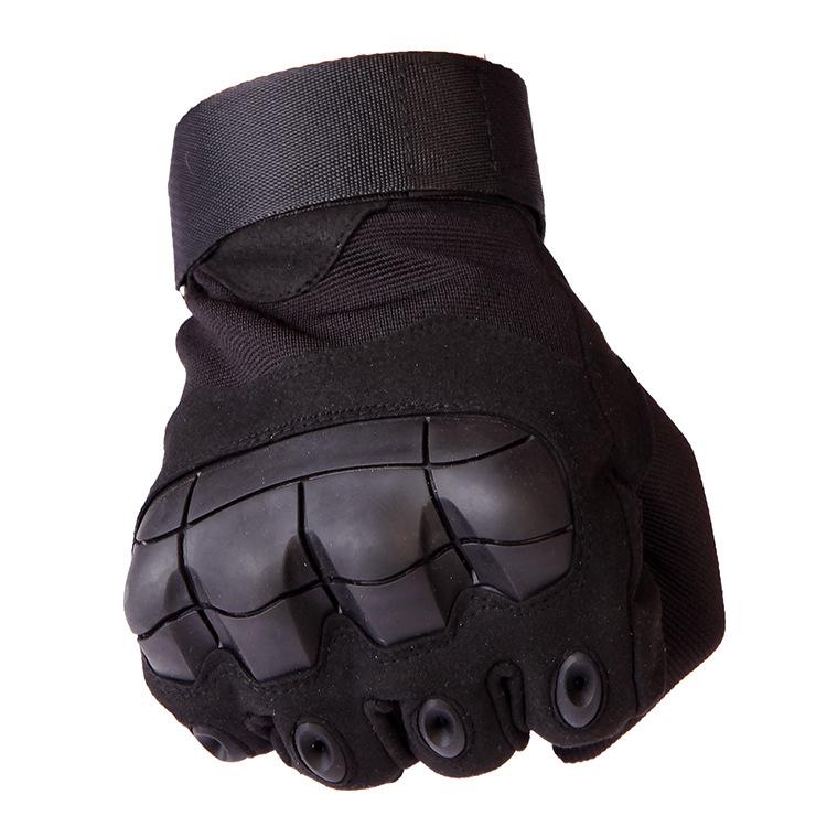 Găng tay chống cắt Nhà sản xuất vỏ mềm ngoài trời đặc biệt đầy đủ ngón tay chiến thuật găng tay leo