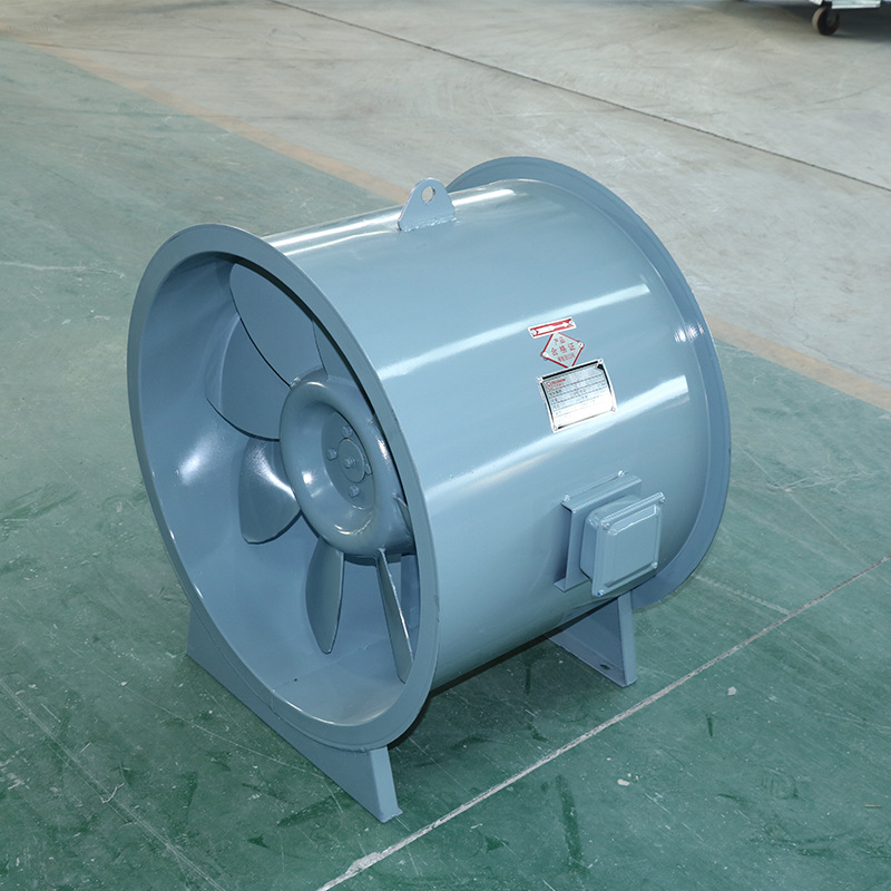 JULING Quạt thông gió Quạt công nghiệp công suất cao quạt hút trục quạt Quạt hút SWF hỗn hợp quạt dò