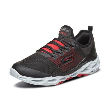 thị trường giày nam Skechers Giày nam Skechers mới nhẹ thoáng khí lưới bình thường Giày chạy giày ch