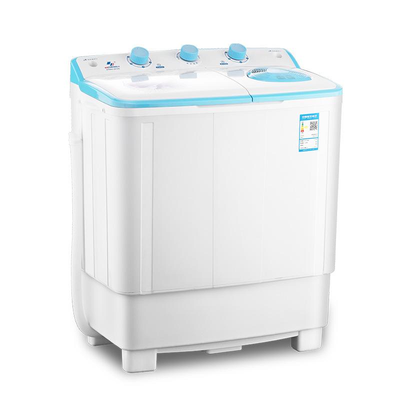 Máy giặt thùng đôi bán tự động XPB82-2010S / (SHENHUA)