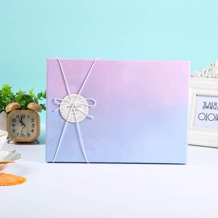 XINHAN Hộp quà tặng Nhà sản xuất hộp quà tặng tùy chỉnh bìa thế giới bìa carton mỹ phẩm chăm sóc da