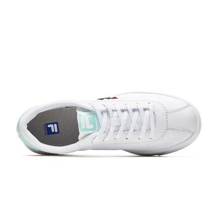 Giày lười / giày mọi đế cao FILA PHIM ATHLETICS Giày thể thao nữ 2019 Thu mới Thể thao chuyên nghiệp