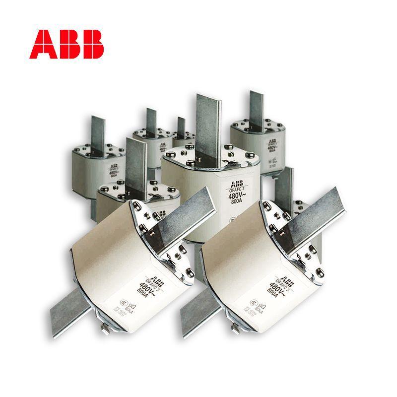 Cầu chì loại ABB OFFAC00GG160; 10094674