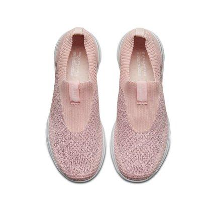 Giày nữ trào lưu Hot  Skechers Skechers 2019 mẫu mới đôi giày nữ nhẹ một chân đặt giày đi bộ giày th