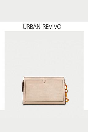 Túi xách nữ thời trang  UR ĐÔ THỊ REVIVO2019 hè mới dành cho nữ thanh niên phụ kiện kết cấu túi mess