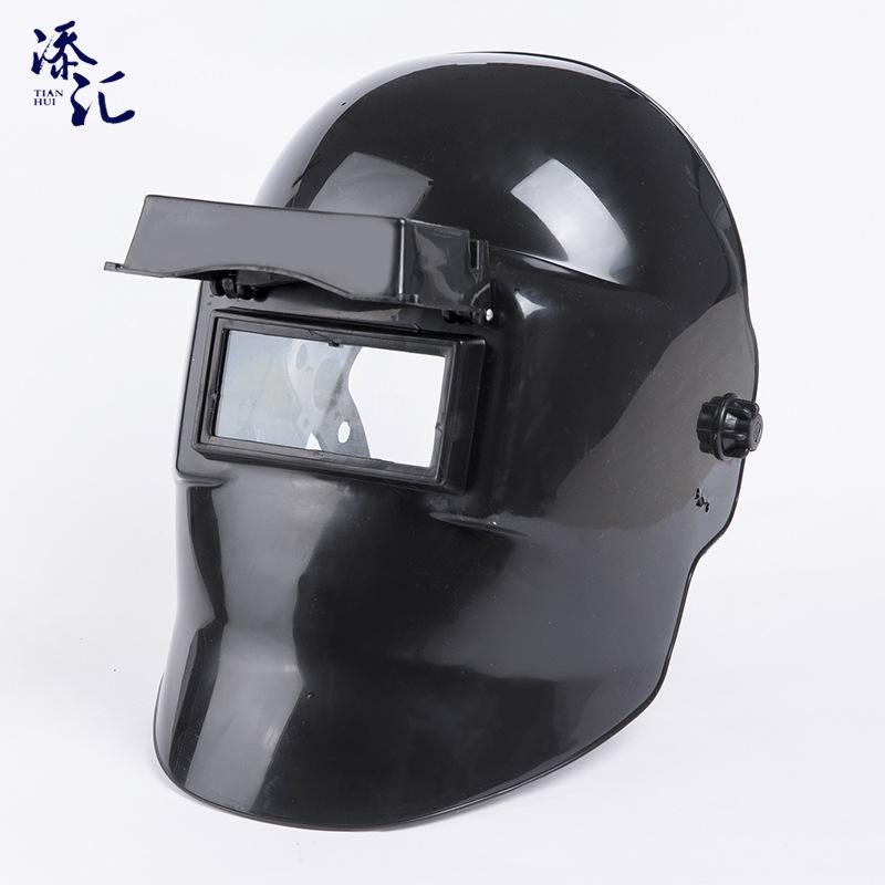TIANHUI Thị trường bảo hộ lao động Mặt nạ hàn Đức, mũ hàn thợ hàn, bảo vệ cá nhân, mũ hàn gắn đầu th