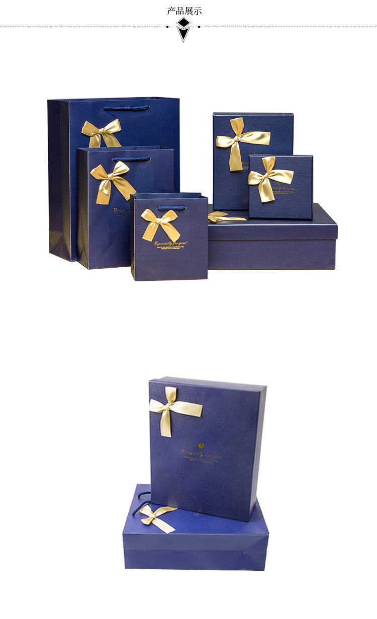 SHUNYIN Túi giấy đựng quà Túi tote Quảng Châu tùy chỉnh Túi giấy kraft tùy chỉnh Bow quà tặng túi gi