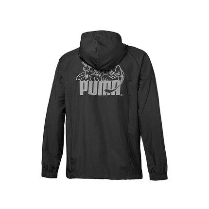Áo khoác PUMA Áo khoác trùm đầu nam PUMA Hummer chính thức PUMA X STAPLE 577483