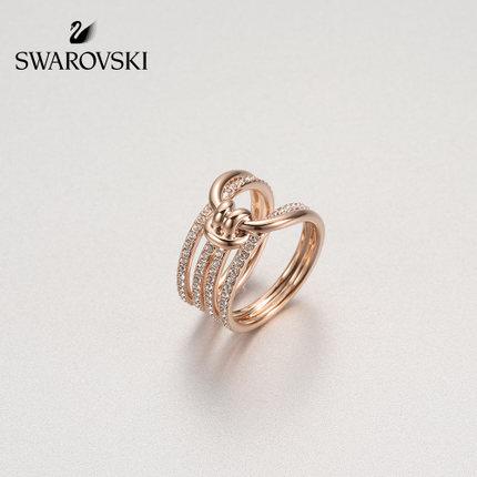 đồ trang trí trang phục Swarovski LIFELONG thời trang kink thiết kế nhẫn nhẫn nữ trang sức gửi quà c