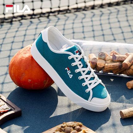 PHIM Fila chính thức KICKS cổ điển Ma Sichun với cùng một đôi giày vải của phụ nữ giày thường giày t