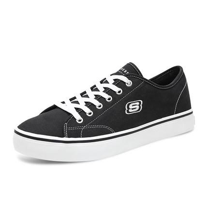 thị trường giày nam Skechers Những người yêu thích SKECHER giày nam dây đai giày vải thời trang giày
