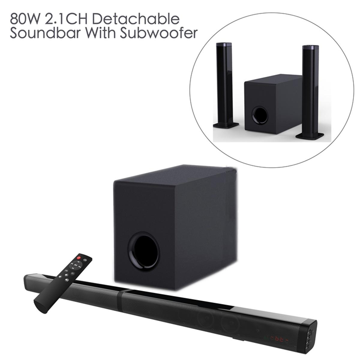 Bộ Dàn Âm Thanh cho phòng khách TV âm thanh dạng cột