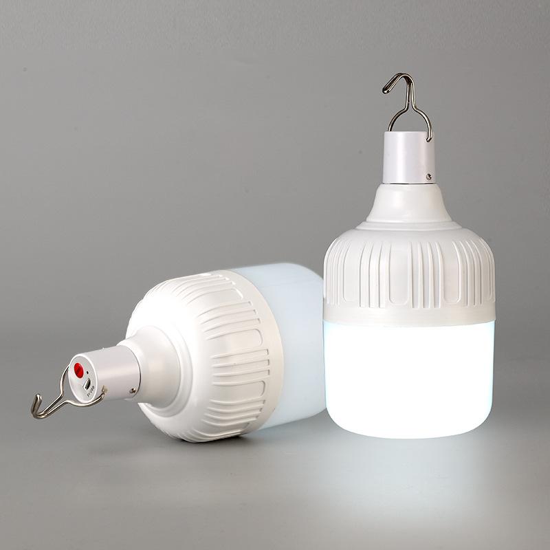 LIHEN Bóng đèn LED Gao Fu bóng đèn đẹp trai 5 tập tin 3 tập tin siêu sáng ngoài trời mất điện khẩn c