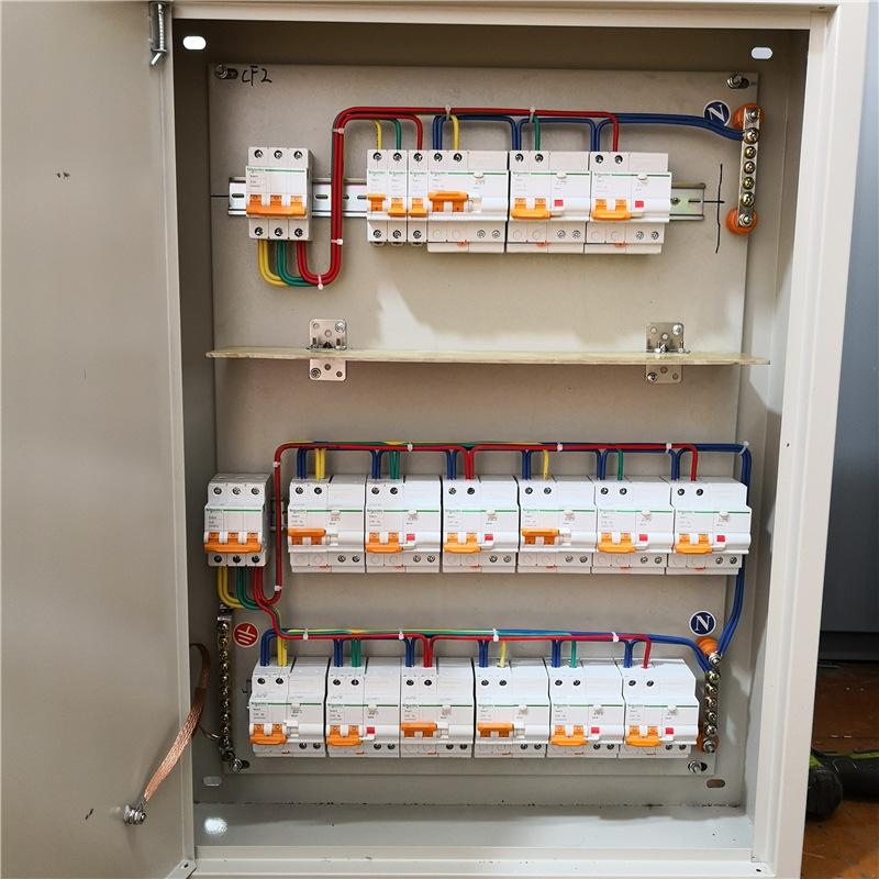 SANZU Hộp phân phối điện chỉnh ánh sáng