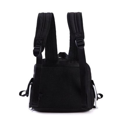thị trường túi - Vali  FILA Ba lô ba lô FILA FUSION mùa thu 2019 mới thời trang ba lô nhiều túi
