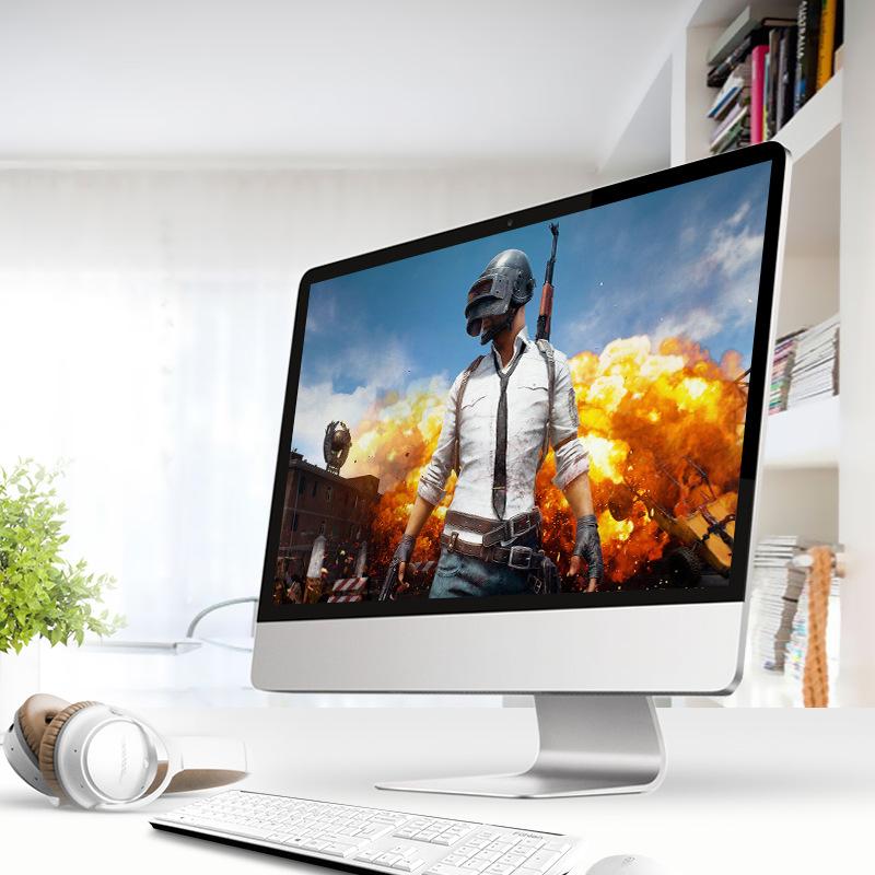 Máy tính để bàn văn phòng loại mỏng .