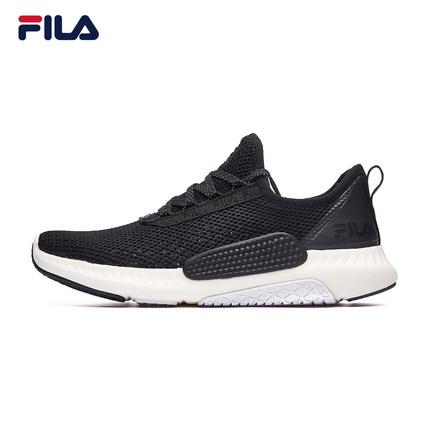 Giày lười / giày mọi đế cao FILA Giày chạy bộ chính thức của Fila Fila 2019 Mùa hè mới mềm thoáng kh