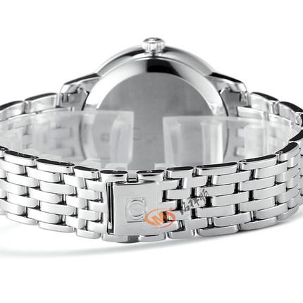 Đồng hồ thông minh  OMEGA Đồng hồ nữ Omega đĩa bay loạt đồng hồ nữ cơ khí 424.10.33.20.05.001
