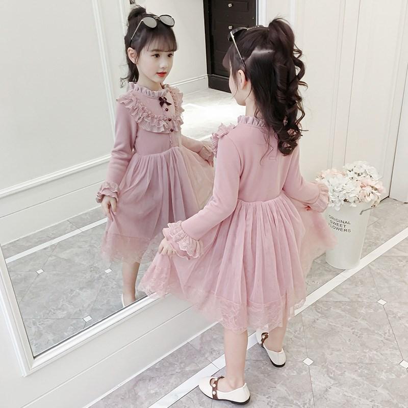 Đầm váy trẻ em Nữ Skirt, Spring Công chúa Quần áo trẻ em, Mar9Name