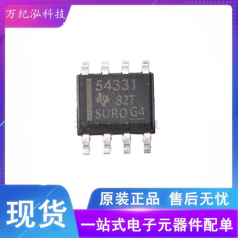 TI IC tích hợp Mạch điều chỉnh chuyển mạch chip TPS54331DR SOIC-8DC Mạch tích hợp IC
