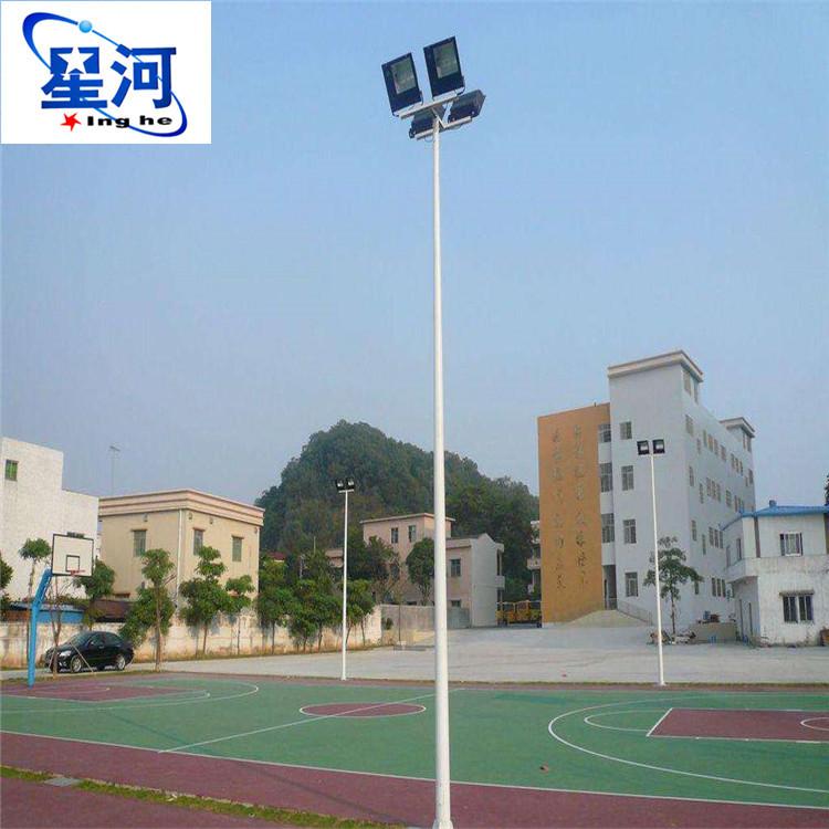 Đèn sân vận động LED vuông đèn cực cao đèn ngoài trời