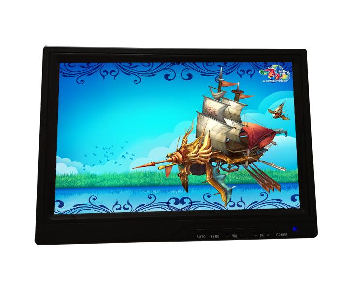 Màn hình LCD 10 inch , Màn hình máy tính HD 1280