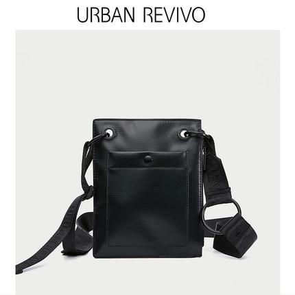 Túi xách nữ thời trang UR ĐÔ LA REVIVO2019 hè mới dành cho nữ thanh niên phụ kiện khâu túi Messenger