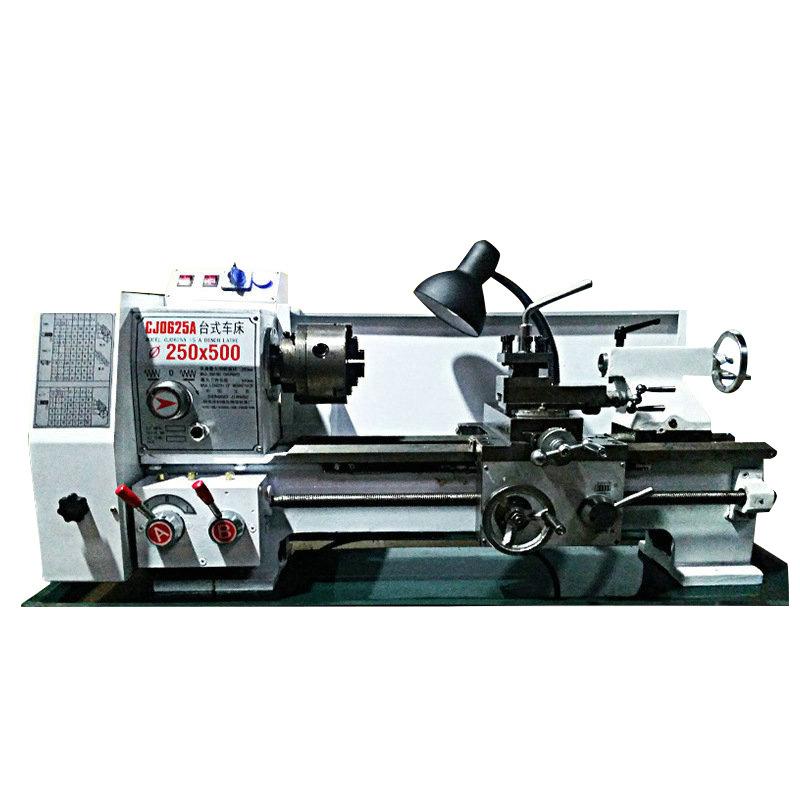 HENGSHENG Máy công cụ máy cắt kim loại nhỏ để bàn 0625A