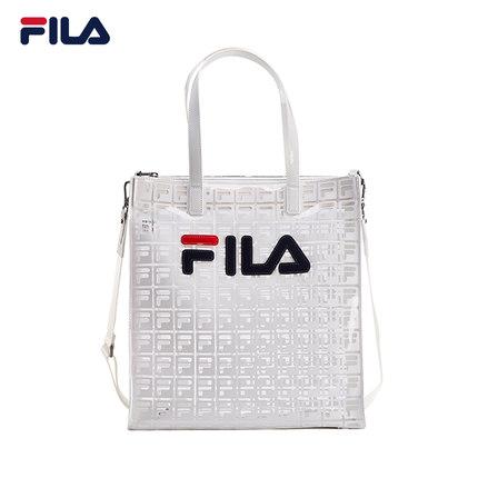 thị trường túi - Vali  FILA Túi xách nữ chính hãng của Fila Fila 2019 Mùa hè mới Túi xách công suất