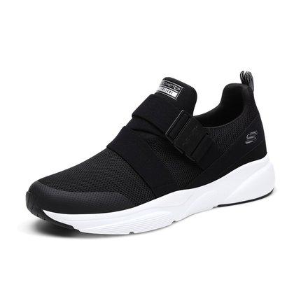 thị trường giày nam Skechers Giày nam Skechers SKECHER đơn giản, giày một chân thấp, giày thể thao t