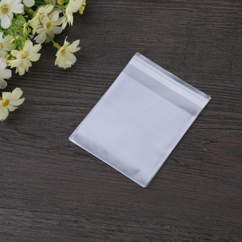 Túi opp Tại chỗ tùy chỉnh trong suốt túi nhựa opp Túi nhựa OPP túi tự dính Túi nhựa tự đóng gói bao
