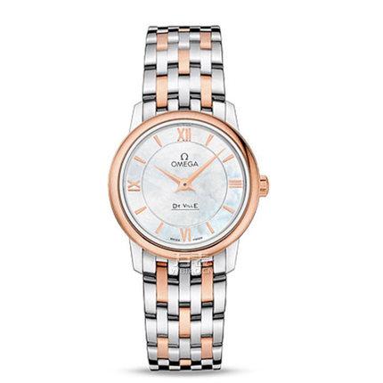 Đồng hồ thông minh  OMEGA Đồng hồ Omega (OMEGA) đồng hồ nữ bay loạt đồng hồ thạch anh 424.20.27.60.0