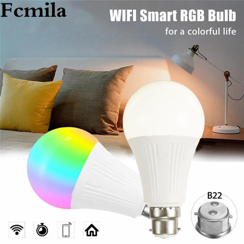 MILA Bóng đèn LED Bóng đèn Led bóng đèn wifi thông minh bóng đèn alexa điều khiển giọng nói ánh sáng
